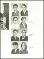 1971 Monticello High School Yearbook Page 74 & 75