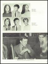 1971 Monticello High School Yearbook Page 76 & 77