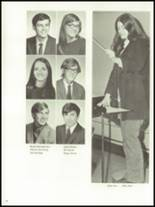 1971 Monticello High School Yearbook Page 80 & 81