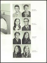 1971 Monticello High School Yearbook Page 82 & 83