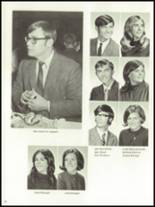 1971 Monticello High School Yearbook Page 84 & 85