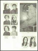 1971 Monticello High School Yearbook Page 86 & 87