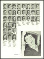 1971 Monticello High School Yearbook Page 100 & 101