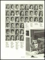 1971 Monticello High School Yearbook Page 102 & 103