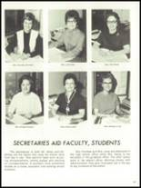 1971 Monticello High School Yearbook Page 106 & 107