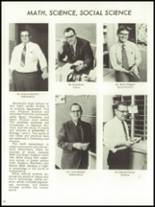 1971 Monticello High School Yearbook Page 110 & 111