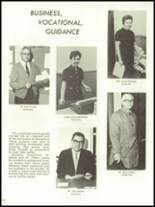 1971 Monticello High School Yearbook Page 112 & 113