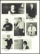 1971 Monticello High School Yearbook Page 114 & 115