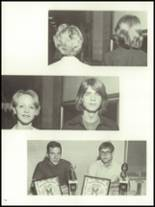 1971 Monticello High School Yearbook Page 120 & 121