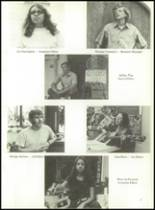 1972 Lower Cape May Regional High School Yearbook Page 20 & 21