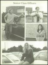 1972 Lower Cape May Regional High School Yearbook Page 34 & 35