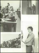 1972 Lower Cape May Regional High School Yearbook Page 38 & 39