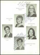 1972 Lower Cape May Regional High School Yearbook Page 40 & 41