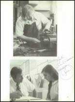 1972 Lower Cape May Regional High School Yearbook Page 42 & 43