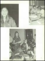 1972 Lower Cape May Regional High School Yearbook Page 46 & 47