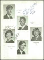 1972 Lower Cape May Regional High School Yearbook Page 54 & 55