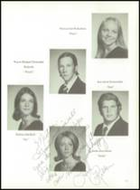 1972 Lower Cape May Regional High School Yearbook Page 60 & 61
