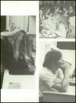 1972 Lower Cape May Regional High School Yearbook Page 70 & 71