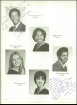 1972 Lower Cape May Regional High School Yearbook Page 72 & 73