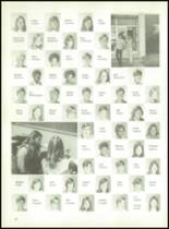 1972 Lower Cape May Regional High School Yearbook Page 86 & 87