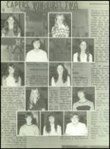 1972 Lower Cape May Regional High School Yearbook Page 100 & 101