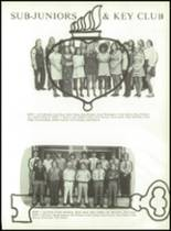 1972 Lower Cape May Regional High School Yearbook Page 102 & 103