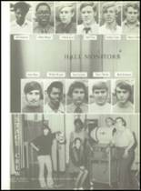 1972 Lower Cape May Regional High School Yearbook Page 104 & 105
