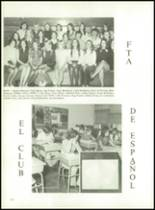 1972 Lower Cape May Regional High School Yearbook Page 106 & 107
