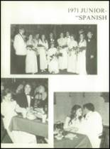 1972 Lower Cape May Regional High School Yearbook Page 108 & 109