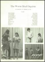 1972 Lower Cape May Regional High School Yearbook Page 110 & 111