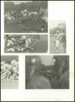 1972 Lower Cape May Regional High School Yearbook Page 116 & 117