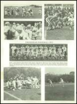 1972 Lower Cape May Regional High School Yearbook Page 120 & 121