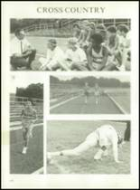 1972 Lower Cape May Regional High School Yearbook Page 122 & 123