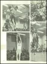 1972 Lower Cape May Regional High School Yearbook Page 124 & 125