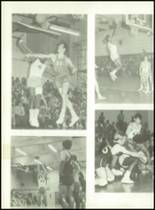 1972 Lower Cape May Regional High School Yearbook Page 126 & 127