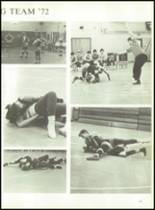 1972 Lower Cape May Regional High School Yearbook Page 130 & 131