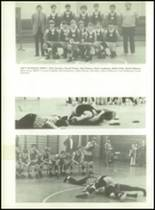 1972 Lower Cape May Regional High School Yearbook Page 132 & 133