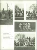 1972 Lower Cape May Regional High School Yearbook Page 134 & 135