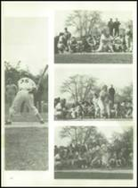 1972 Lower Cape May Regional High School Yearbook Page 136 & 137