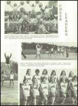1972 Lower Cape May Regional High School Yearbook Page 140 & 141