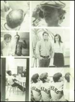 1972 Lower Cape May Regional High School Yearbook Page 142 & 143