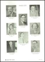 1959 Liberty High School Yearbook Page 24 & 25