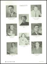 1959 Liberty High School Yearbook Page 26 & 27