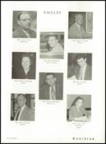 1959 Liberty High School Yearbook Page 28 & 29
