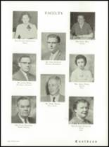 1959 Liberty High School Yearbook Page 30 & 31