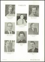 1959 Liberty High School Yearbook Page 34 & 35