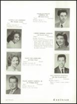 1959 Liberty High School Yearbook Page 42 & 43