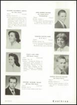 1959 Liberty High School Yearbook Page 44 & 45
