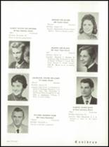 1959 Liberty High School Yearbook Page 50 & 51