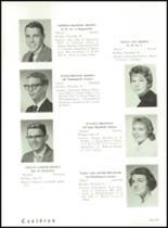 1959 Liberty High School Yearbook Page 54 & 55